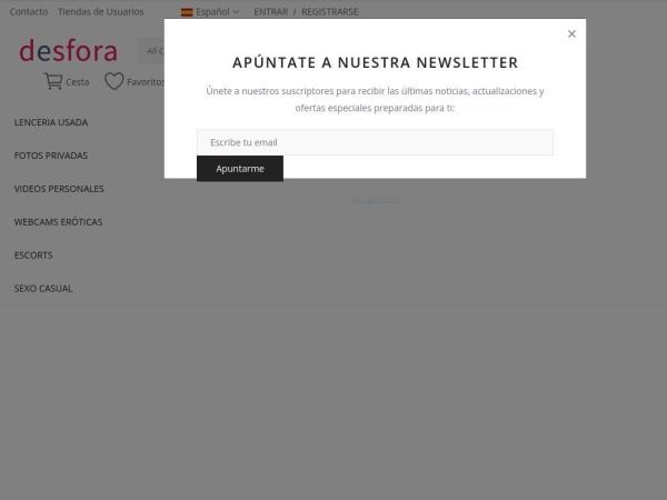 desfora.com